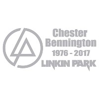【全16色】人気!リンキン・パーク/Linkin Park/チェスター・ベニントン/Chester Bennington/Linkin Park RIP Chester car sticker-1...
