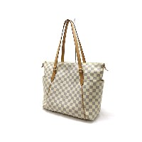 LOUIS VUITTON ルイヴィトン ダミエ アズール トータリーMM トートバッグ N51262