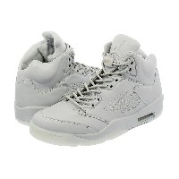 NIKE AIR JORDAN 5 RETRO PREM 【PURE PLATINUM】 ナイキ エア ジョーダン 5 レトロ プレミアム PURE PLATINUM/METALLIC GOLD...