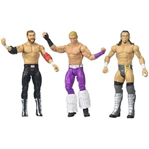【送料無料】【WWE NXT Superstars Sami Zayn Tyler Breeze Neville】 b01d24pvi6