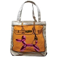 My Other Bag マイアザーバッグ AUDREY BALLOON トートバッグ 底まちあり 布製 アメリカ製 正規輸入品