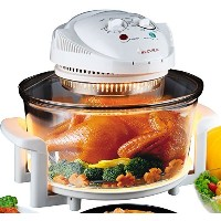 Secura Turbo Oven Countertop Convection Cooking Toaster Oven 787MH by Secura