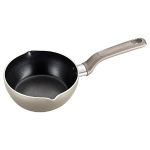 T-fal C71699 Excite Nonstick Thermo-Spot Dishwasher Safe Oven Safe Open Saucier Cookware, 0.85...
