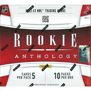 NHL 12/13 Panini Rookie Anthology パック(Pack)