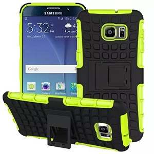 Galaxy S4 ケース, Awesome Armor Foldable Movie Stand Slim カバー, TAITOU New Ultra Hybrid 2 In 1 Thin...