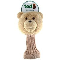 Ted テッド ゴルフクラブカバー Talking Golf Club Cover, R-Rated, 5 Phrases