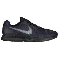(取寄)Nike ナイキ メンズ エア ズーム ペガサス 34 Nike Men's Air Zoom Pegasus 34 Black Dark Grey Anthracite