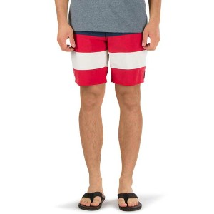 VANS 水着 ボードショーツ バンズ Era Panel Boardshort Dress Blue/Racing Red Multi shorts ボーダー スケボー SKATE SK8...