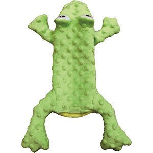 Ethical Products Spot Skinneeez Extreme Stuffer Frog 14Inches Dimpled Fabric