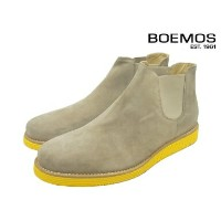 BOEMOS/ボエモス 4282 EARTH (BEIGE) Made in Italy イタリア製