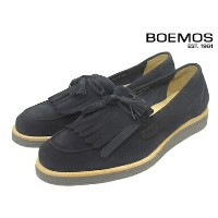 BOEMOS/ボエモス 4281 NAVY (NAVY) Made in Italy イタリア製