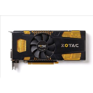ZOTAC GeForce GTX570 1280MB 320BIT DDR5 ZT-50203-S1B【中古】【全品送料無料セール中!】