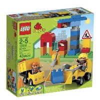 LEGO DUPLO レゴ デュプロ My First Construction Site 10518