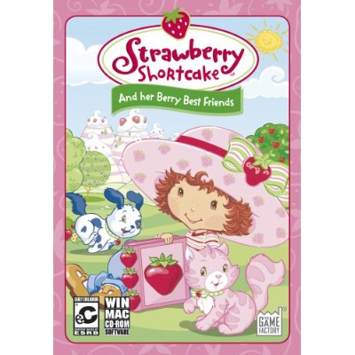 Strawberry Shortcake: Her Best Berry Friends (輸入版)