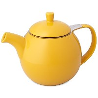 FORLIFE Curve 24-Ounce Teapot with Infuser, Mandarin by FORLIFE