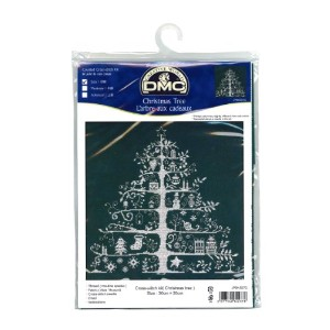 DMC クロスステッチキット Christmas Tree L'arbre aux cadeaux