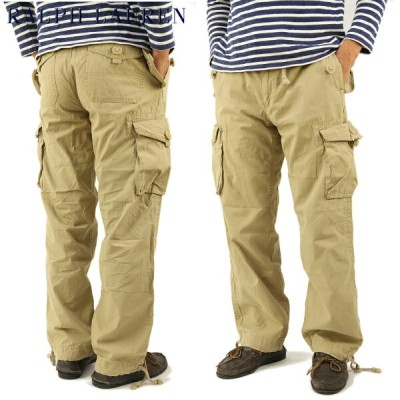 Polo by Ralph Lauren Men's Canadian Cargo Pants ラルフローレン カーゴパンツ