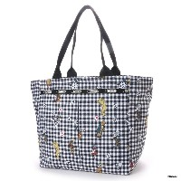 【SALE 29%OFF】レスポートサック LeSportsac EVERYGIRL TOTE (CARD GINGHAM) レディース