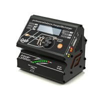 G0025  【G-FORCE /ジーフォース】 G6P AC Charger & Power Supply (AC100V/DC12V入力型充電器)