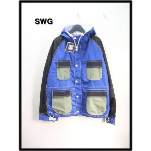 M 【swagger SWG [スワッガー] MOUNTAIN PARKER JACKET マウンテンパーカー ジャケット】