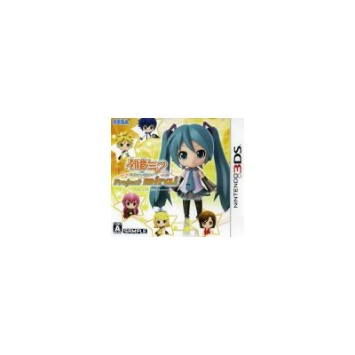 【中古】 初音ミク and Future Stars Project mirai /ニンテンドー3DS 【中古】afb