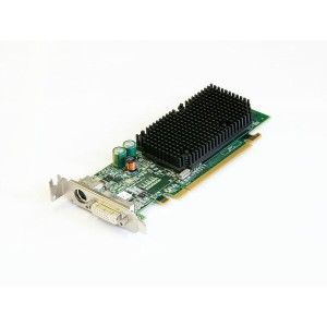 DELL Radeon X1300 128MB DVI/TV-out PCI Express x16 Low Profile 0KN303【中古】【送料無料セール中! (大型商品は対象外)】