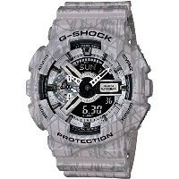 [カシオ]CASIO 腕時計 G-SHOCK Slash Pattern Series GA-110SL-8AJF メンズ