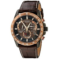 CITIZEN[シチズン] at4006-06xEco-Drive Perpetual Chrono A-T Atomic Clock Synchronization Watch シチズン...