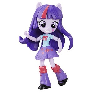 [マイリトルポニー]My Little Pony Equestria Girls My Little Pony Equestria Minis Twilight Sparkle Doll...