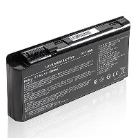 ノートパソコンのバッテリーLaptop battery BTY-M6D for MSI GX60 GT60 GT70 GT670 GT660 GT660r GT663 GT663r GT780...