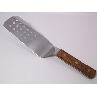 従来ケーキターナー Perforated Cake Turner 8 x 3 inch PS8698PCP