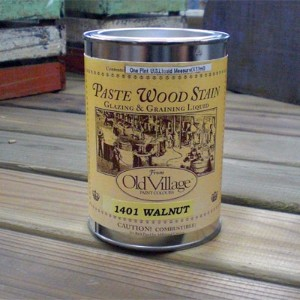 Old Village Paste Stain 1Pint(473ml)