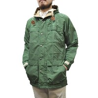 SIERRA DESIGNS(シェラデザイン) 【MADE IN USA】(アメリカ製) 60/40(ロクヨンクロス) MOUNTAIN PARKA(マウンテンパーカ) GREEN/VINTAGE...