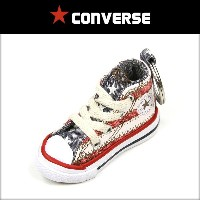 コンバース CONVERSE 正規品 スニーカーキーホルダー Chuck Taylor Sneaker Keychain ALL STAR HIGH USA FLAG