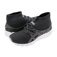 (アシックス) ASICS Tiger GEL-KAYANO TRAINER EVO KNIT BLACK/BLACK