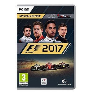 F1 2017 Special Edition (PC DVD) (輸入版)