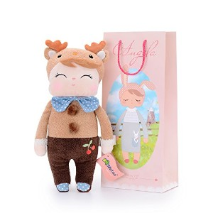 Me Too Angela Stuffed Bunny Baby Plush Rabbit人形ギフトfor Girls 12インチグレードレス。。。 12inch 9533430