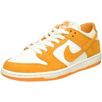[ナイキ] SB ZOOM DUNK LOW PRO  854866-881 CIRCUIT ORANGE/CIRCUIT ORANGE-SAIL 27 cm