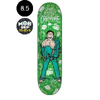 【CREATURE クリーチャー】8.5in x 32.25in RUSSELL PSYCH WARD PRO DECKデッキ クリス・ラッセル スケートボード スケボー ストリート sk8...