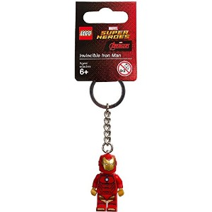 LEGO 853706 Marvel Super Heroes Invincible Iron Manキーチェーン