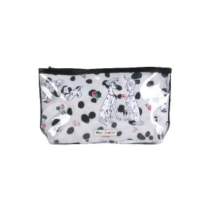 レディース CATH KIDSTON x DISNEY  Disney Poly Lined Make up Bag ビューティーケース ライトグレー