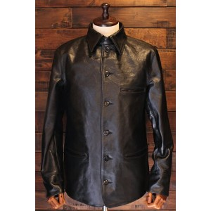 "【送料無料】フリーホイーラーズUNION SPECIAL OVERALLS""BRAKEMAN COAT""#1631015 RUDE BLACK"