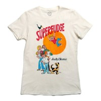 【Out of Print】 Judy Blume / Superfudge Tee (Natural) (Womens)