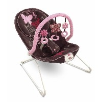 Fisher-Price フィッシャープライス バウンサー Bouncer, Mocha Butterfly