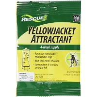 RESCUE Yellow Jacket Bait Attractant-YELLOW JACKET TRAP BAIT (並行輸入品)