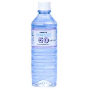 DDWATER 50(50ppm) (2L×6本)