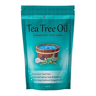 Tea Tree Oil Therapeutic Foot Soak 454g