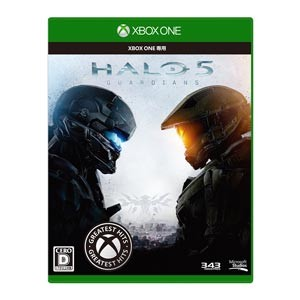 【Xbox One】Halo5: Guardians Greatest Hits マイクロソフト [U9Z-00080 Xboxヘイロー5 グレイテストヒッツ]【返品種別B】