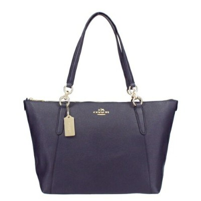COACH OUTLET コーチ アウトレット トートバッグ F57526 IMMID クロスグレイン レザー