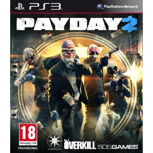 Payday 2 (PS3) (輸入版)